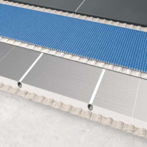 BLANKE Fussbodenheiz-und-Kuehlsysteme mit Smart-Home-Lösungen