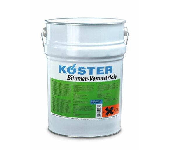 KÖSTER Bitumen-Voranstrich  10 Liter