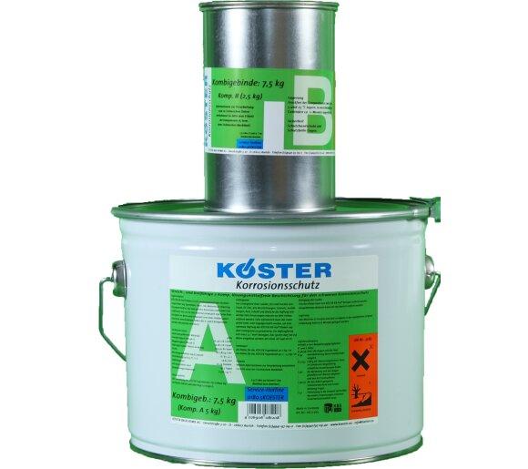 KÖSTER Korrosionsschutz 6 kg Kombigebinde