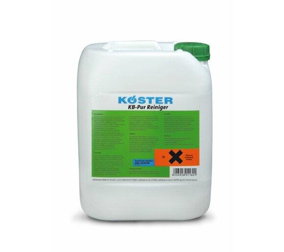 KÖSTER PUR Reiniger 10 Liter Kanister
