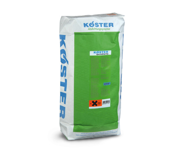 KÖSTER Sperrmörtel-Fix quellfähig 25 kg