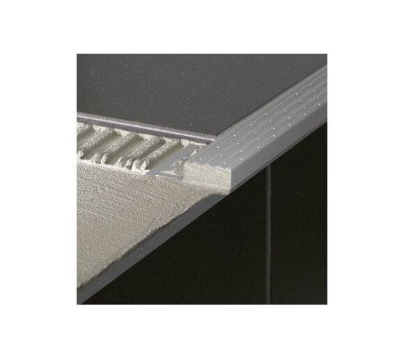 STEPLINE, Edelstahl V4A, natur, 11mm/2,5m