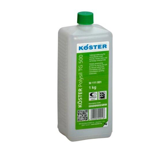KÖSTER Polysil TG 500 1 kg Flasche